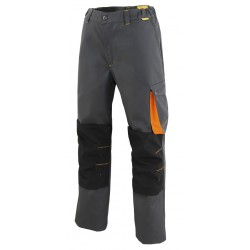 PANTALON GROCK GRIS S PC CARBONE ---NEW---