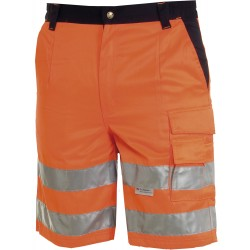 BERMUDA ROAD ORANGE FLUO/MARINE T:XL
