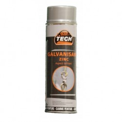 AEROSOL GALVA BRILLANT 500ML SODISE