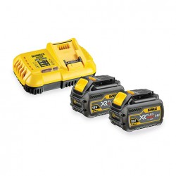 PACK BATTERIE CHARGEUR FLEXVOLT 54V
